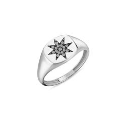 - North Star Pırlanta Beyaz Yüzük